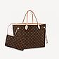 Сумка Louis Vuitton Neverfull GM Monogram, фото 6