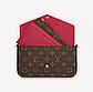 Клатч Louis Vuitton Felicie Monogram, фото 7