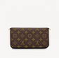 Клатч Louis Vuitton Felicie Monogram, фото 8