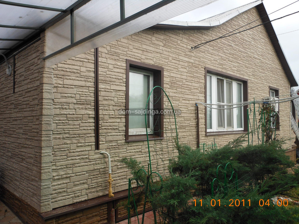 Фото коллекций Фасадных панелей 14