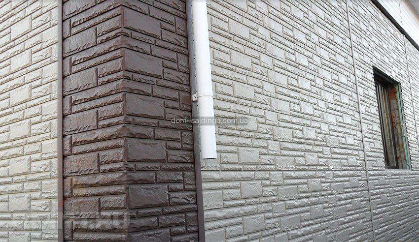 Фото коллекций Фасадных панелей 16