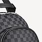 Рюкзак Louis Vuitton Michael Damier Graphite, фото 2