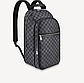 Рюкзак Louis Vuitton Michael Damier Graphite, фото 3