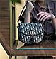 Жіноча сумка Medium Dior Bobby bag black, фото 2