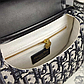 Жіноча сумка Medium Dior Bobby bag black, фото 6