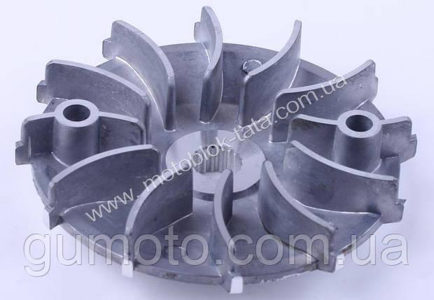 Крыльчатка вариатора переднего - 125/150CC, фото 2