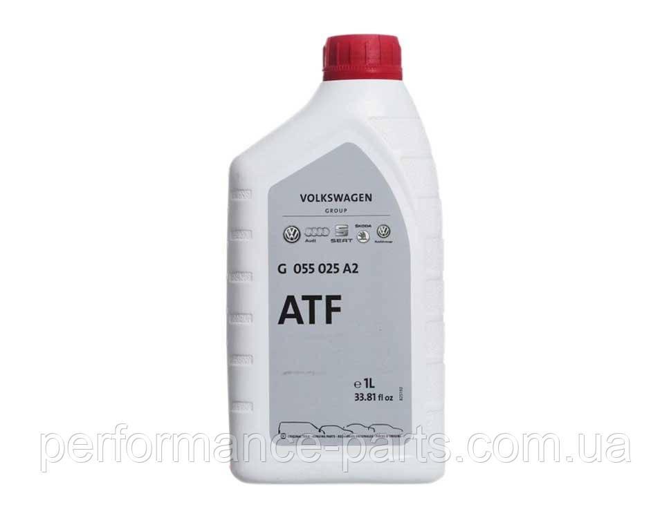 Масло трансмісійне VW ATF TYPE T-IV (G055025A2) 1 л.
