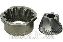 226473500 Ножі(пара), металеві, конічні(на вертикальний двигун), Royal, Vienna