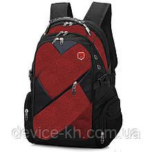 Надежный Швейцарский рюкзак 559381 универсальный