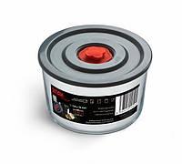 Контейнер для їжі Simax кругла 1л d15,6 см h10 см жаропрочое скло (s5120/L Simax)