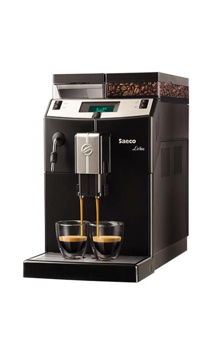 Кавомашина Saeco Lirika (Coffee machine Saeco Lirika)