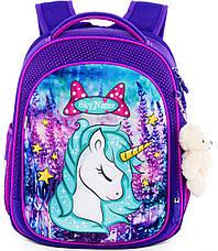 Рюкзак шкільний для дівчаток SkyName R4-404 Full Set, фото 2