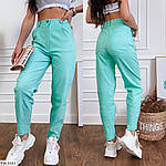Женские джинсы с завешенной талией и со шлёвками на поясе, фото 5