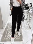 Женские джинсы с завешенной талией и со шлёвками на поясе, фото 6