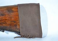 Тыльник на приклад шкіра -ретро