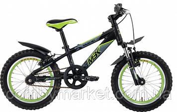Детский велосипед MBK MUD XP suspension 16'' от 3,5 лет
