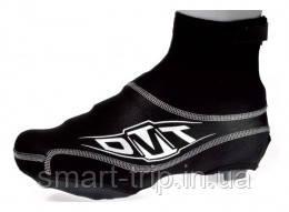 Бахіли DMT WBA Rubber зимові чорні XL