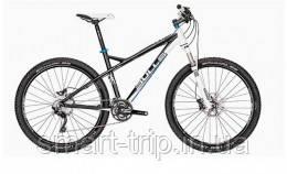 """Велосипед Bulls SIX50 2 27.5"""" Hidr Disc чорний/білий"""