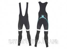 Велоштаны BIANCHI Reparto Corse Nalini Cycling Wear Black