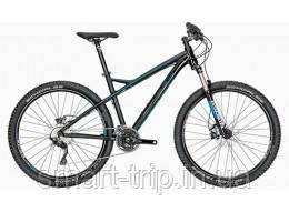 """Велосипед Bulls SIX50 1 27,5"""" Hidr Disc черный"""