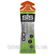 Гель SiS GO Energy + Electrolyte Gel 60ml salted caramel/солона карамель