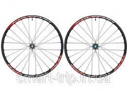 "Колёса Fulcrum Red Metal 29"" XL alu tubeless disc 6 bolts F+R RMX-11DFRB"