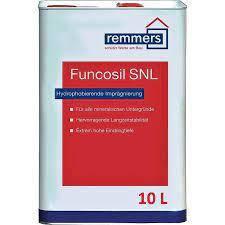 Гідрофобізатор для каменю Funcosil SNL 10L