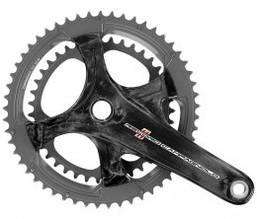 Campagnolo шатуни RECORD carbon 11s 172,5 мм 39-53