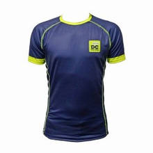 Футболка Dnepr Master Cycling Team Fitness16/MicroFit мужская синий 44