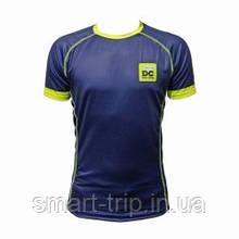 Dnepr Master Cycling Team Футболка Fitness16/MicroFit синий 46