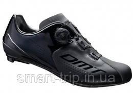 Велотуфлі DMT модель R3 шосейні чорний р 43