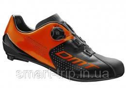 Велотуфлі DMT R3 Road Orange/Black