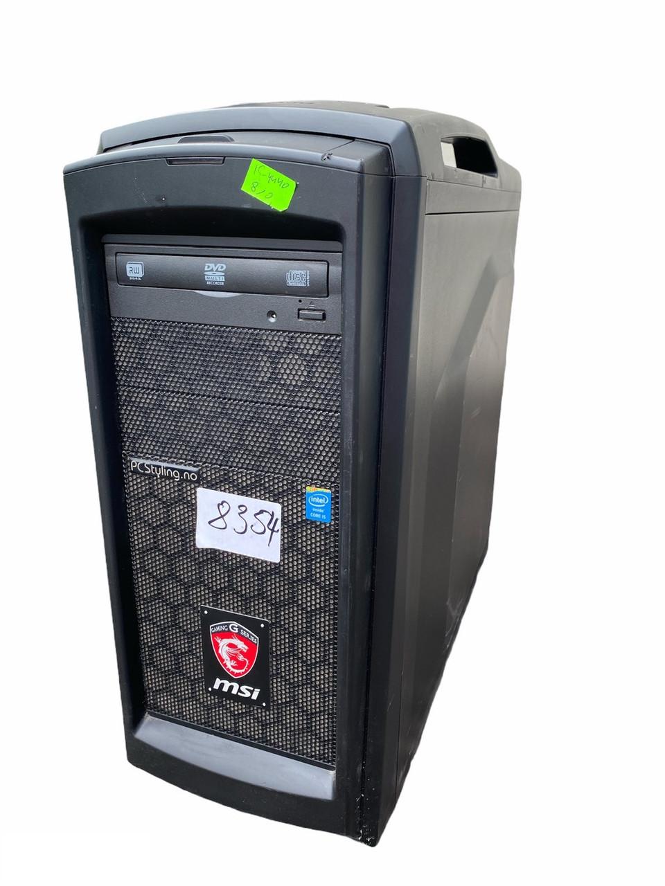 Системний блок-Mini-Tower-Asus Z97-Intel Core i5-4440-3.1GHz-8Gb-DDR3-HDD-500Gb-(B)- Б/В