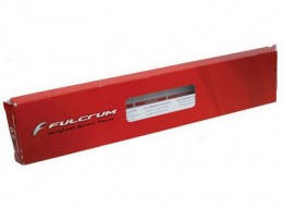 Fulcrum спиця задня ліва Racing Quatro Carbon 274мм плоска чорний R4-019C