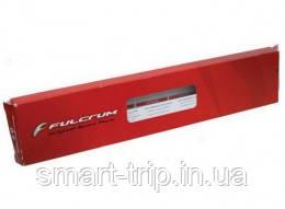 Fulcrum спиця передня Racing Quatro Carbon 273мм плоска чорний R4-016C