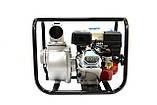 Бензиновая Мотопомпа Honda WP-30 для воды 3,6 кВт 4,8 л.с., фото 5