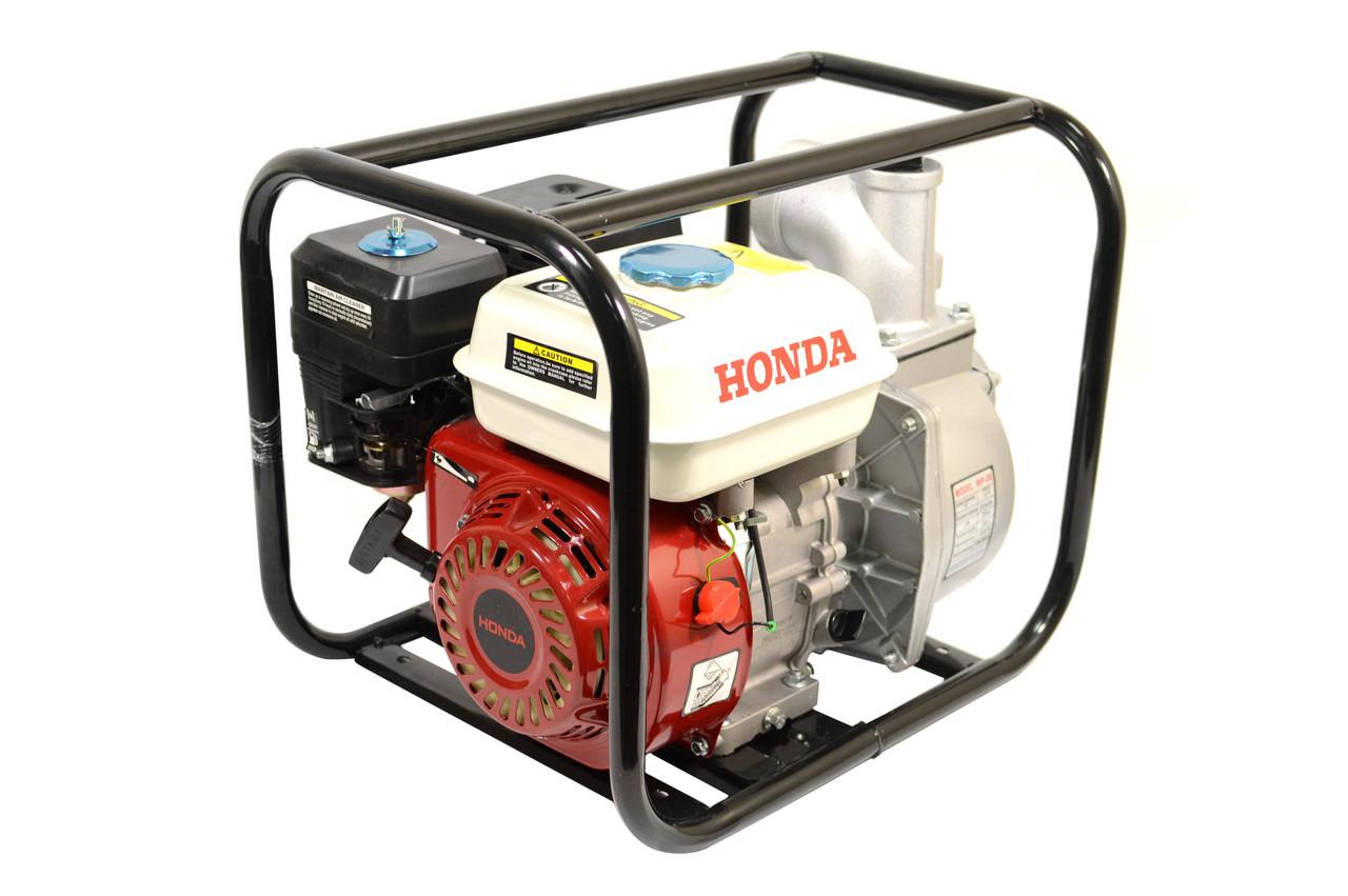 Бензиновая Мотопомпа Honda WP-30 для воды 3,6 кВт 4,8 л.с.