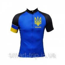 Веломайка ASSOS Jersey ClubGear Ukraine лето