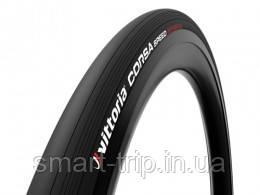 "Покришка безкамерна VITTORIA Road Corsa Speed 25-28""TLR Foldable Full Black G+"