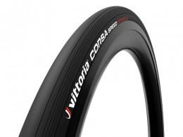 Покрышка бескамерная VITTORIA Road Corsa Speed 25-28''TLR Foldable Full Black G+