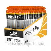 Гель энергетический SiS Go Isotonic Energy апельсин (упаковка 30шт)