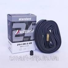 Камера VITTORIA Off-Road Standard 24x1.95-2.125 AV Schrader 48mm