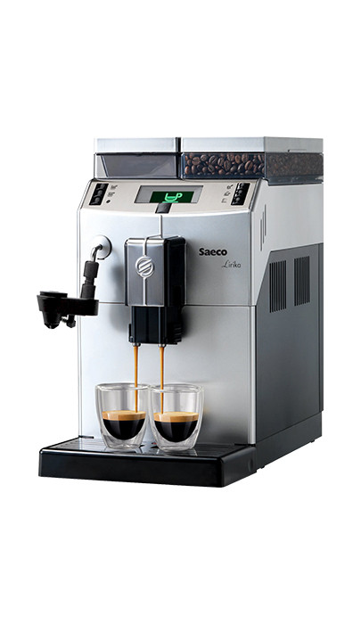 Кавомашина Saeco Lirika Plus(Coffee machine Saeco Lirika Plus)