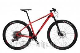 Велосипед BIANCHI Nitron 9.1 Carbon GX Eagle 1x12S Off-Road 48cm Red