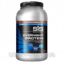 Протеин ночной SiS Overnight Protein Powder печенье со сливками 1 кг