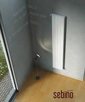 Вертикальний радіатор Global Sebino 1600 4 секції (Італія)