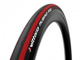 Покрышка VITTORIA Road Rubino Pro IV 700x25c Foldable Black-Red-Black G2.0