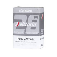 Камера VITTORIA Road Standard 700x28-42c FV Presta RVC 48mm