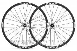 "Колеса ZAAK MTB 29"" Disc DT HG11s 12-110/12-142 Carbon 27mm Clincher/Tubeless"