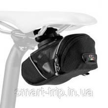 Сумочка велосипедная Scicon HIPO 550 MEDIUM QUICK RELEASE CYCLING SADDLE BAG black SB096140506